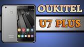 Сравнение Oukitel U7 Plus и Blackview A8 Max [Цифрус] - YouTube