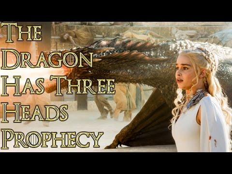 The Dragon has Three Heads Theory ( The Dragon has Three Heads Prophecy, Dragon has Three Heads )