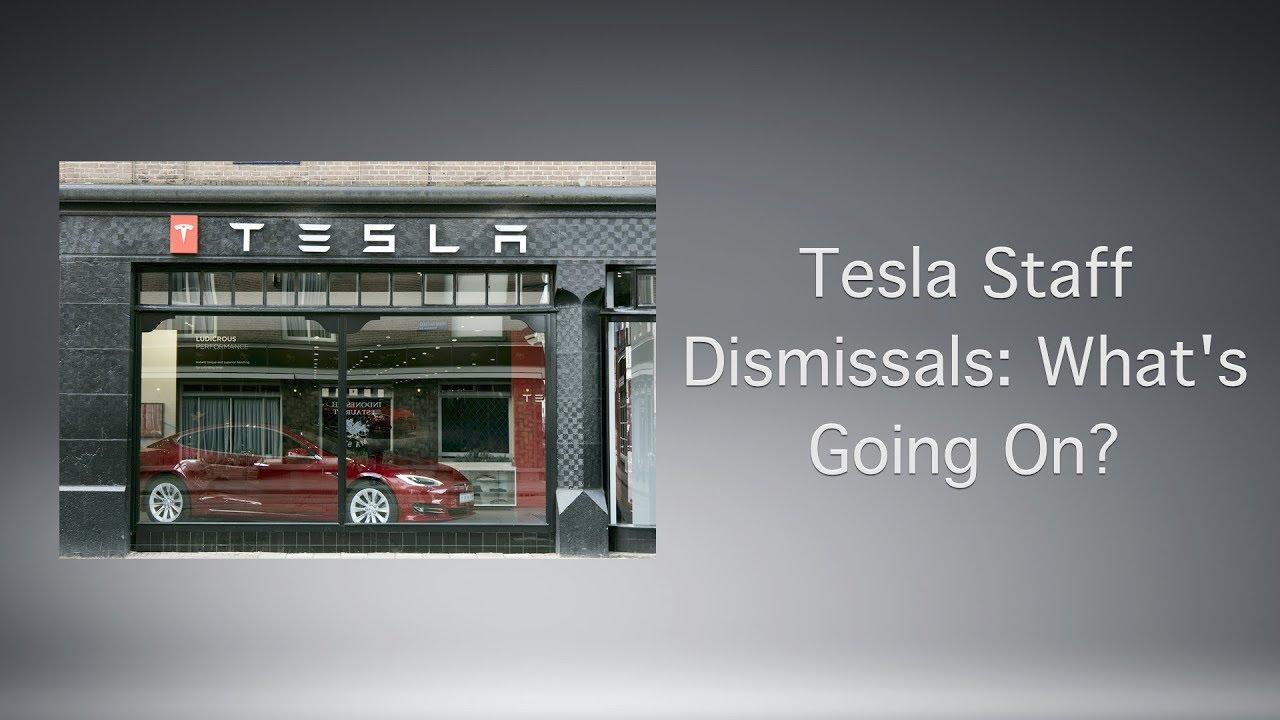 Tesla fires hundreds as Model 3 electric car production drags