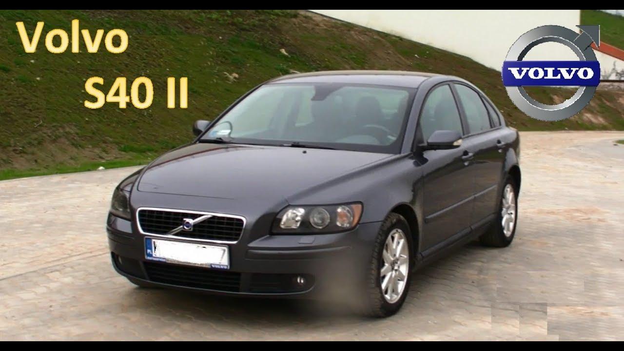 AutoScaner - Volvo s40 II - YouTube