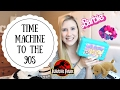 UNBOXING: TIME MACHINE TO THE 90S | CaylensLife
