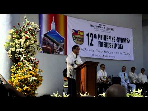 12th Philippine-Spanish Friendship Day_Message of the Guest of Honor DOT Sec Ramon R. Jimenez Jr. Mp3