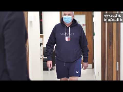 Nick double osteotomy for severe osteoarthritis to avoid knee replacements