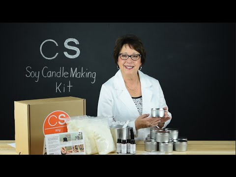 Beginner Candle Making Kits