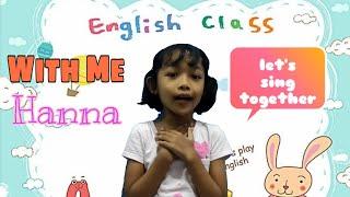 Belajar dan Bernyanyi Bersamaku - Learning With Me - Let's Sing Together