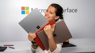Surface Laptop 3 & Surface Pro 7 // Faster, More Powerful and USB Type-C!