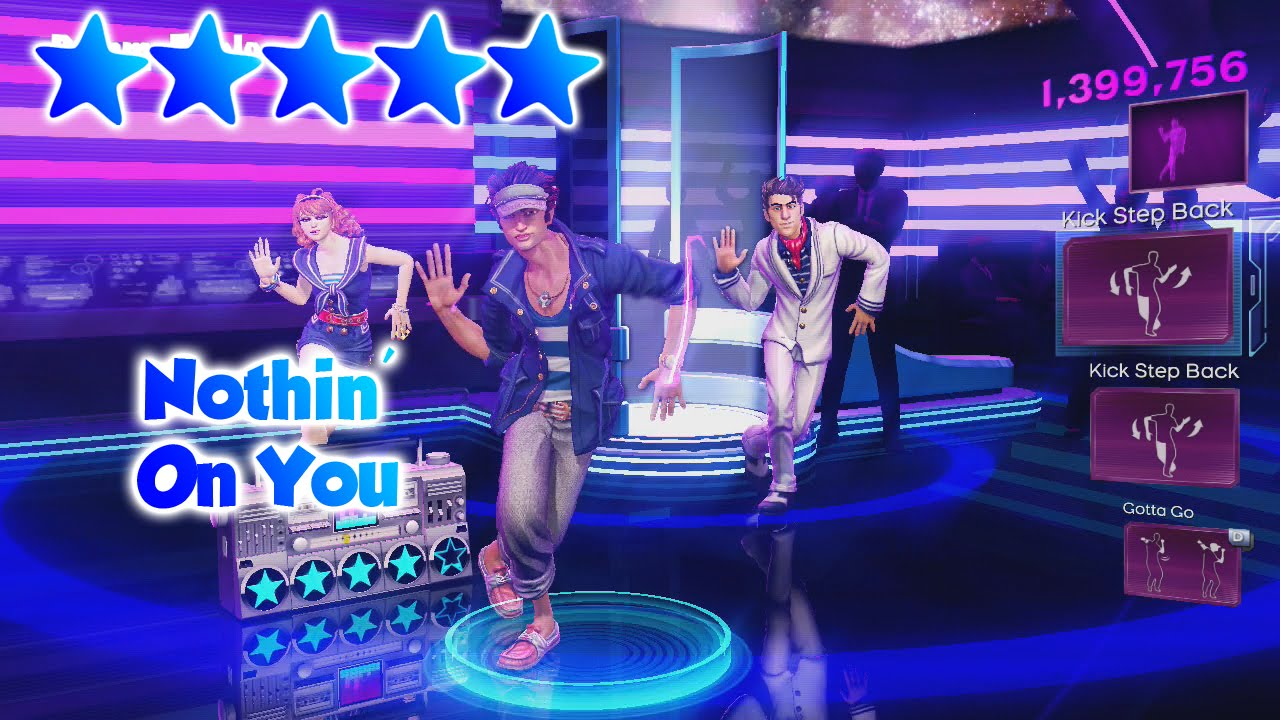 Dance Central 3 - Nothin' On You (DC2 Import) - 5 Gold ...