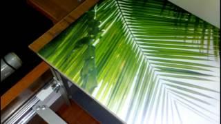видео Бизнес печать на керамике