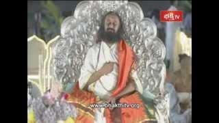 Ravi Shankar Guruji | Maha Shivaratri Maha Rudrabhishekam | Bhakthi Tv_Part 2