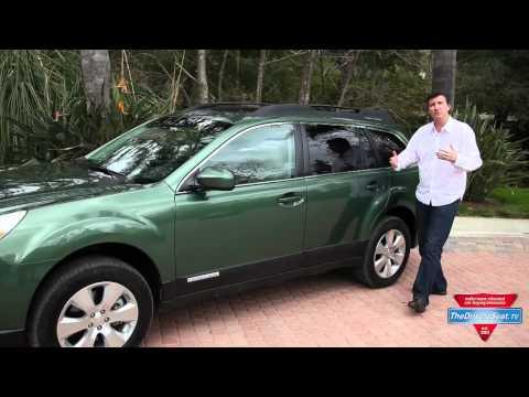 2010 Subaru Outback On Street And Dirt Doovi