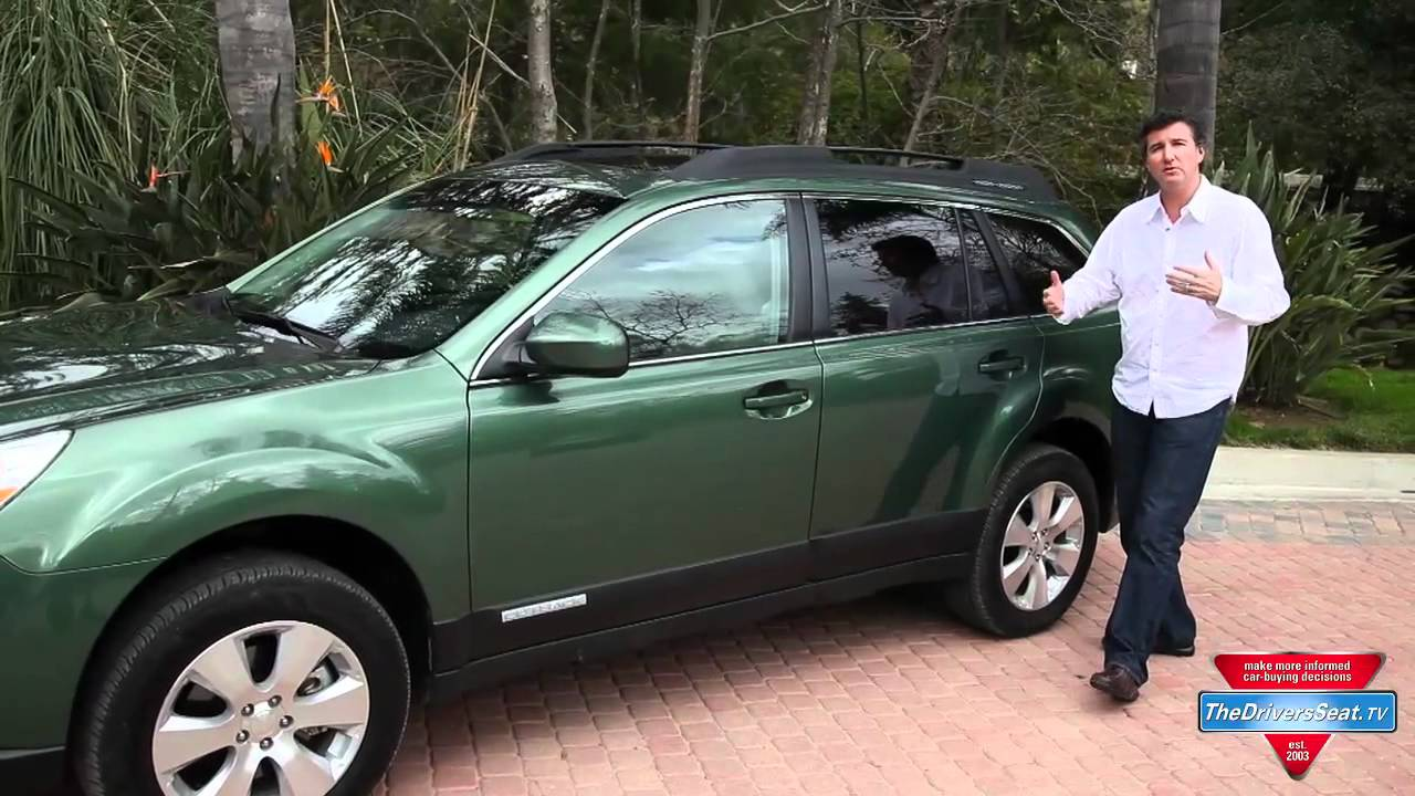 2011 Subaru Outback Review Youtube