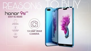 HONOR 9N.Reasons to buy it and its feature very beautiful phone.(hindi)