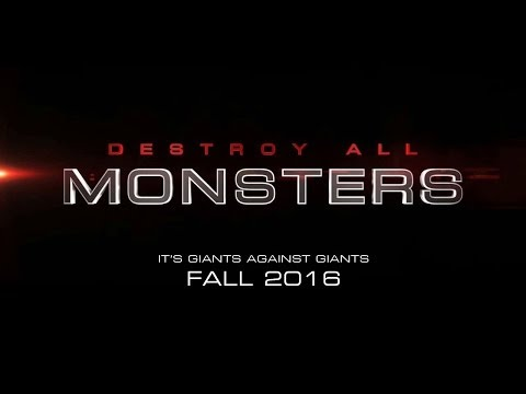 DESTROY ALL MONSTERS (2016) - Teaser Trailer [Fan-made Test #1]