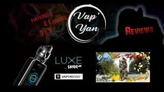 🤘💨 Box LUXE & SKRR _ Vaporesso / E-Tiger _ Cloud's of LOLO