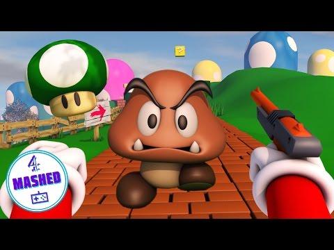 Super Mario FPS: Mushroom Kingdom Massacre