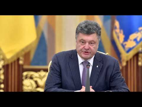 Ukraine and Russia agree 'permanent ceasefire' in eastern Donbass region