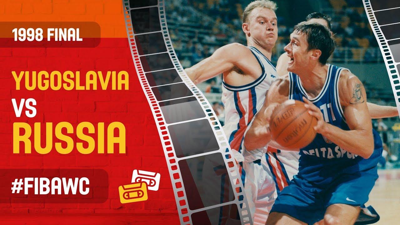 1998 Dünya Kupası Finali: Yugoslavya - Rusya