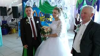 Весілля в Терезах. Вітання батьків. ( 21 04 2018 ) - ZOOM
