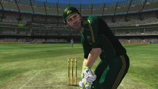 International Cricket 2010 Official Heroes HD video game trailer PS3 Xbox
