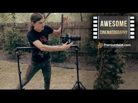 Cinematography Tutorial: Dramatic Camera Slider Moves