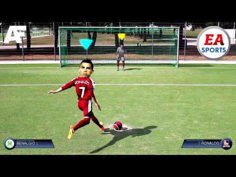 FIFA Real Life vs. Game