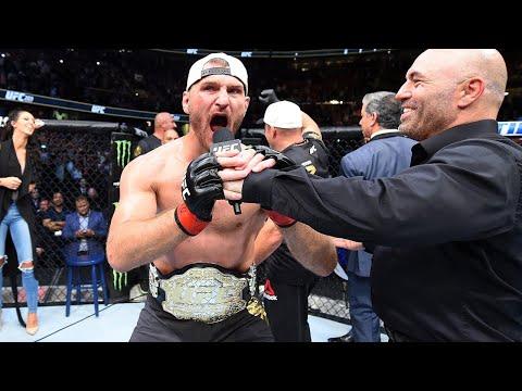 Стипе Миочич - Путь к чемпионству в UFC