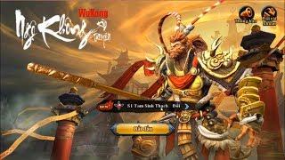 Trải Nghiệm Game Mobile WuKong - Ngộ Không Kỳ Truyện