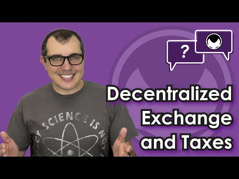 Cryptocurrency Taxes: Decentralized Exchanges (DEX) in International Waters