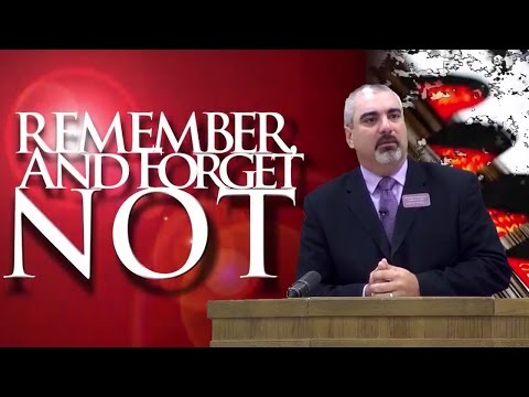 Jared Knoll - Forget Not to do Good and to Communicate