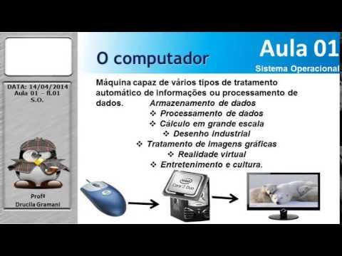 Aula1 IPD - Introdução a Informática