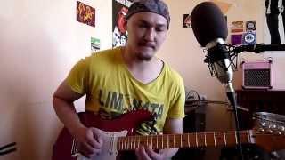 Как играть соло Let It Be (the Beatles) Подробный разбор. Гитарный урок.
