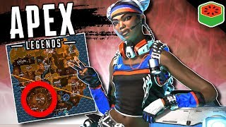 It Goes DOWN In SKULL TOWN!   Apex Legends