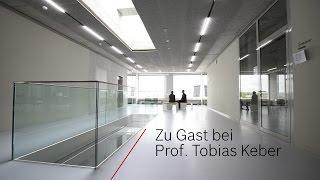 Zu Gast bei Prof. Tobias Keber – Datenschutz & Fitnesstracker