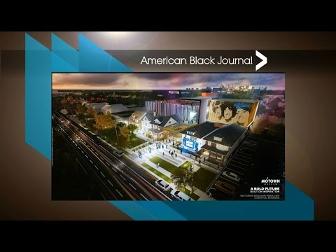 Motown Museum Expansion | American Black Journal Clip