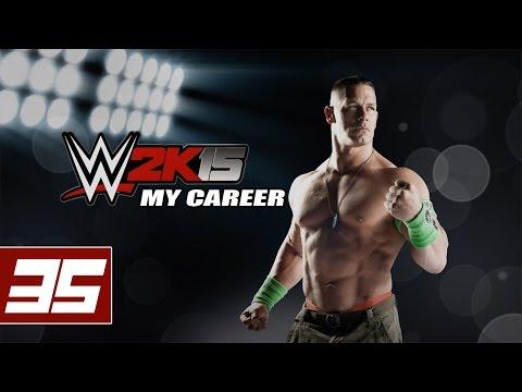 "WWE 2K15 (Next Gen) - My Career - Let's Play - Part 35 - ""My Retirement (Wrestlemania Finale)"""