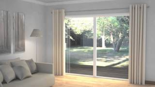 How To Dress Windows Multiple Windows With Curtains MP3