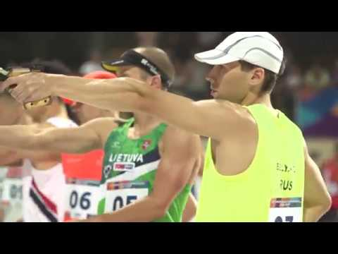 TV HIGHLIGHTS - UIPM 2017 Modern Pentathlon Senior World Championships in Cairo (EGY)