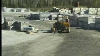 Kesmac Truck Mounted Forklifts