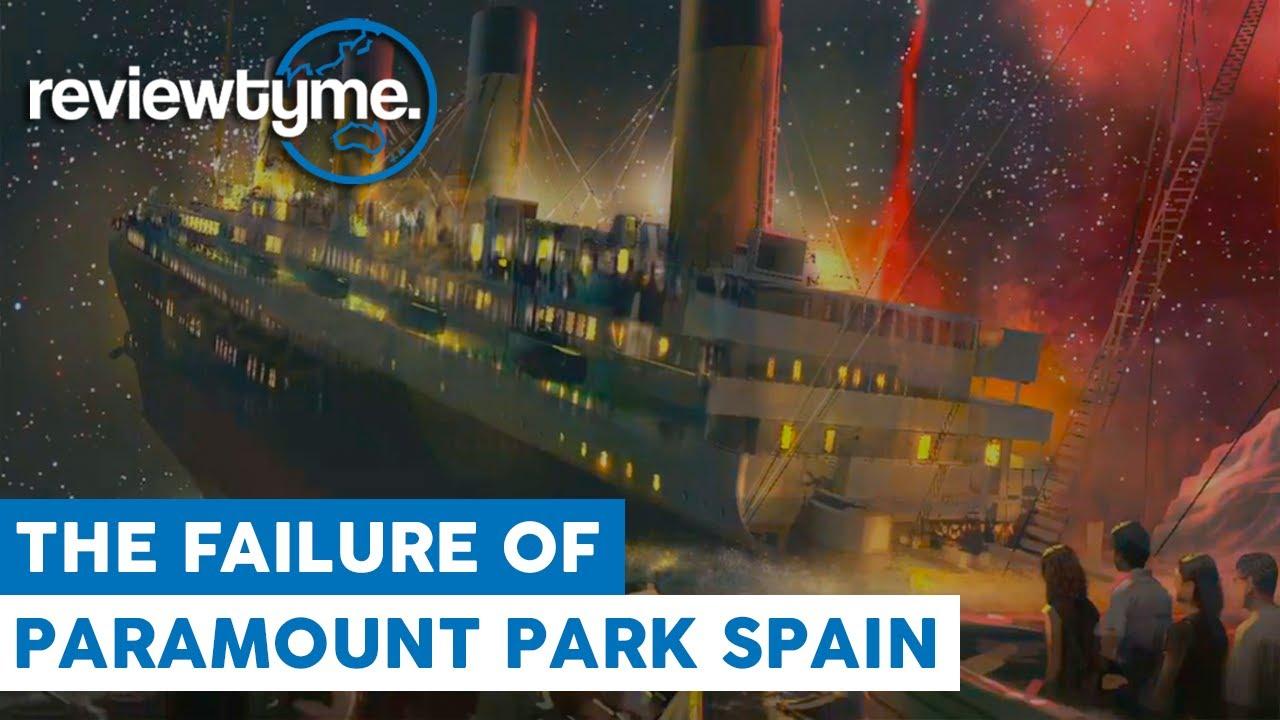 The Failure of Paramount Park Spain