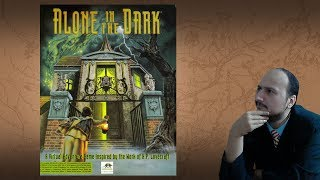 "Gaming History: Alone in the Dark ""Defining a genre"""