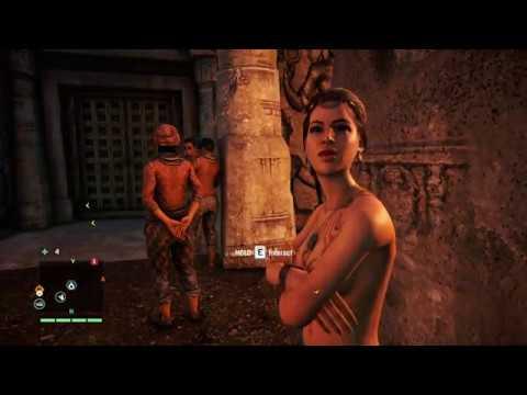 Far Cry New Dawn Nudity