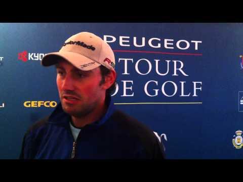 Garcia Heredia entrevista 2 jornada Peugeot Tour E...