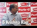 Banking on good monsoon to keep prices low: Krishna Rao, Parle Products