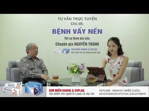 Bị Vảy Nến Nên Bôi Thuốc Gì? Chuyên Gia Nguyễn Thành Tư Vấn