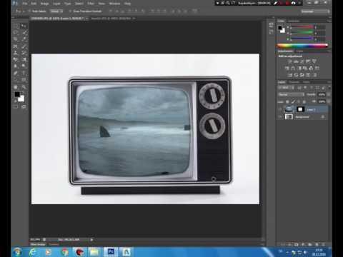 Bilgi Eğitim Photoshop Dersi