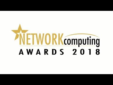 The 2018 Network Computing Awards