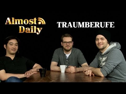 Almost Daily #80 | Traumberufe | 17.04.2016