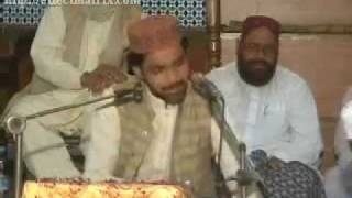 Arifana kalam(mudtan beet gayyan live by hafiz zeeshan elahi sialvi with syed manzoor ul konain