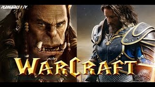 Фильм ВАРКРАФТ HD 1080 World of Warcraft Full Movie Cinematic ALL Cinematic VIDEO GAME Trailers