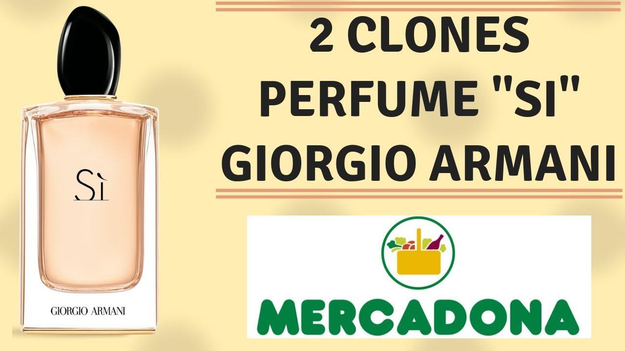 Clones Giorgio Armani Mercadona Del 2 Si Perfume b7gfY6Ivy
